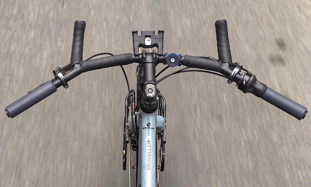 9 Reasons Why We Should Drop The Drop Bars On Touring Bikes
