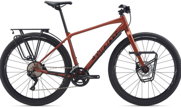 The New 2020 Giant ToughRoad SLR Touring Bikes