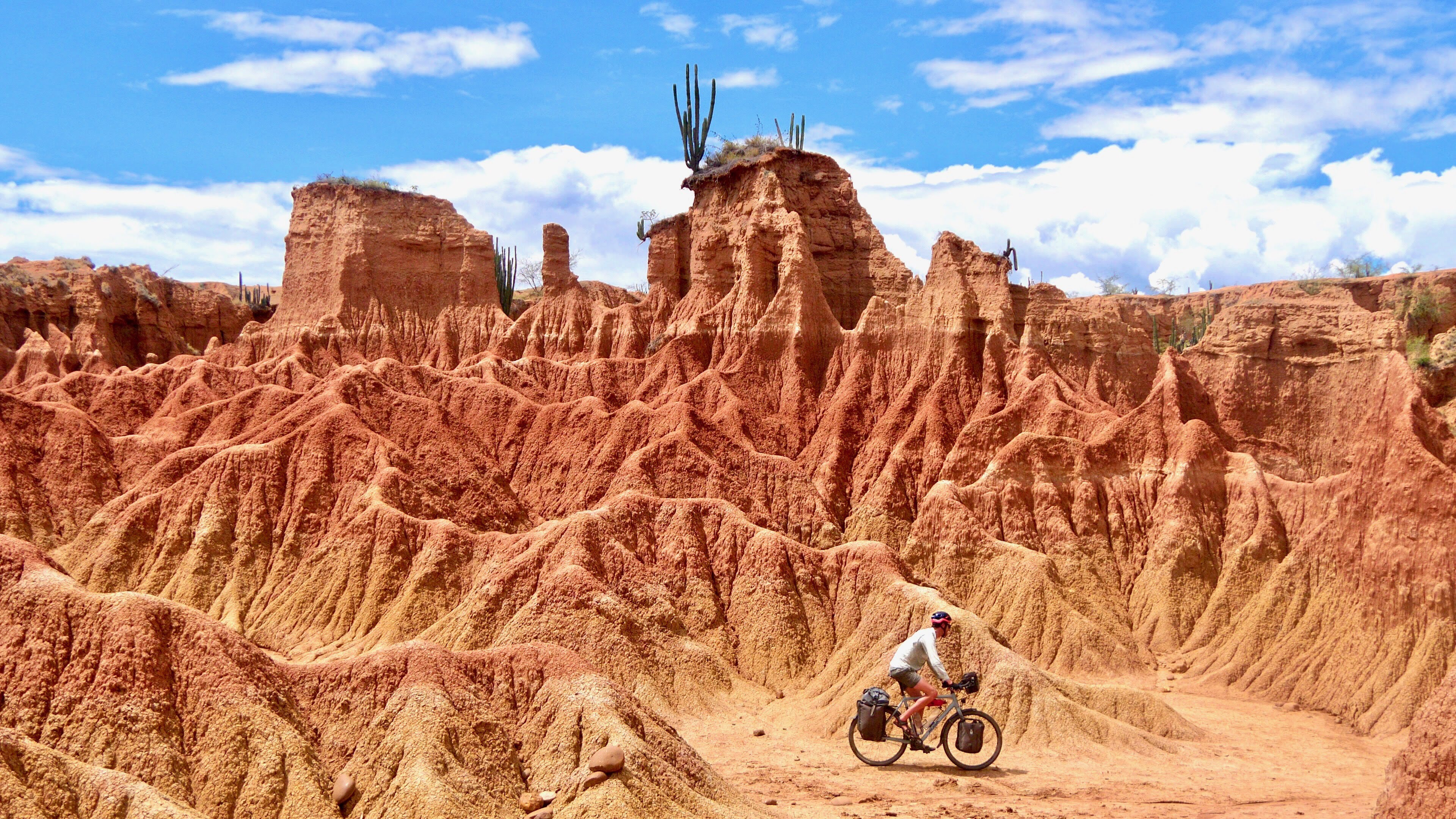 Photo Gallery: Crossing Colombia feat. Tatacoa Desert and Los Nevados National Park - CyclingAbout.com