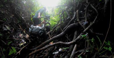 Photo Gallery: Attempting To Cross Panama On Insane Backroads