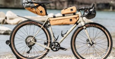 A Complete List of Bikepacking Bag and Frame Bag Manufacturers with Prices