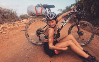 Video: Her First Bikepacking Trip // Trans Mexico 2000km Documentary [EP.17]