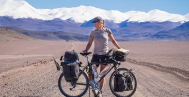 50+ Solo Women Cyclists Who Have Epic Bicycle Touring Experience