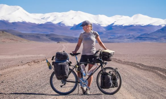 40+ Solo Women Cyclists Who Have Epic Bicycle Touring Experience