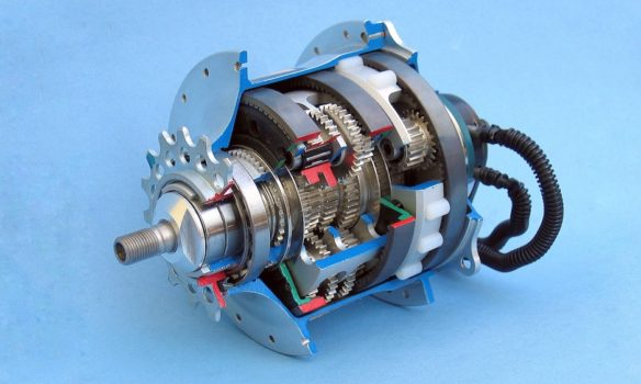 What's The Best Bicycle Gearbox? Rohloff Hub vs Pinion Gearbox