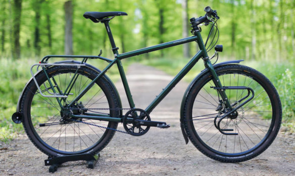 The 2021 Tout Terrain Silkroad Offers Lovely Attention To Detail