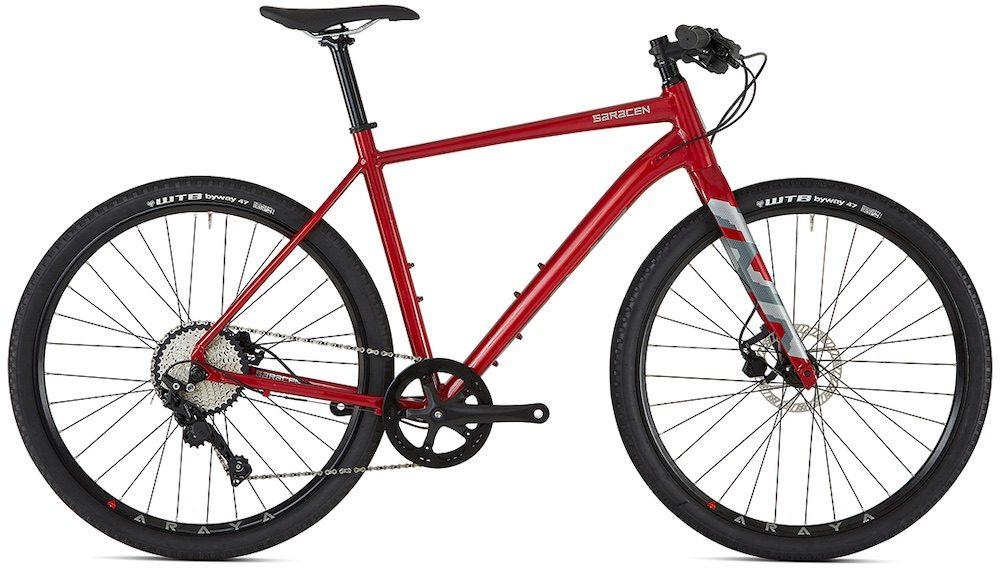 flat bar gravel bikes