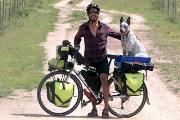 Video: Meet The Man Who Travels BIG Distances With His Dog [EP.18]
